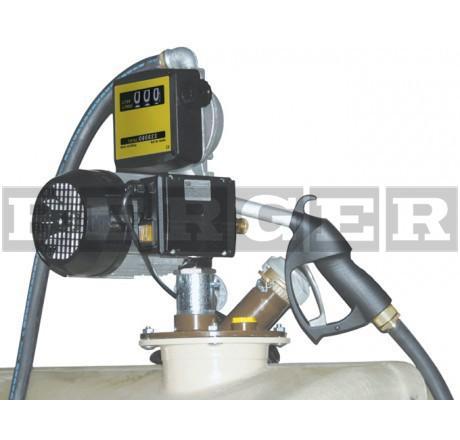Schmierstoffpumpe Viscomat 70 K33 230 V