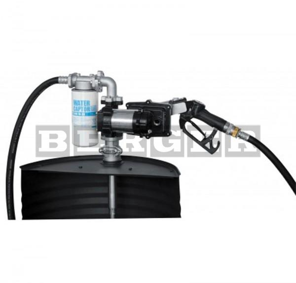 Elektropumpe Cematic 50 EX für Benzin Kraftstoffe