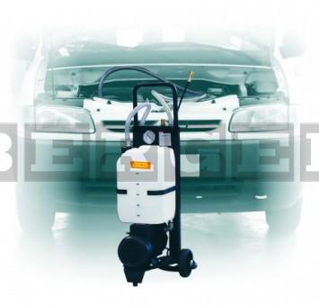 Ölabsauggerät elektrisch mobil 12 Liter